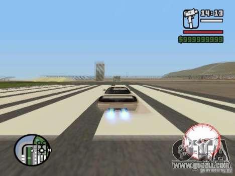 Speedometer DepositFiles for GTA San Andreas