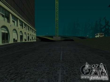 New CITY v1 for GTA San Andreas sixth screenshot