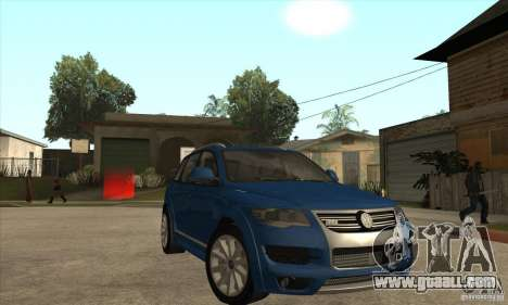 Volkswagen Touareg R50 for GTA San Andreas