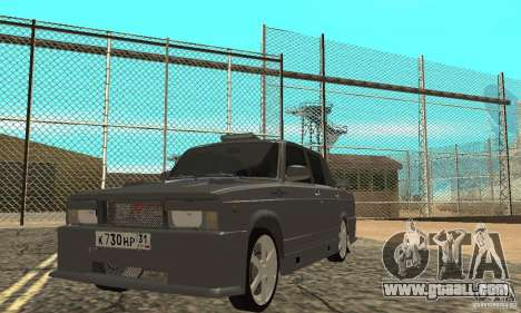 VAZ 2105 Night Hunter for GTA San Andreas