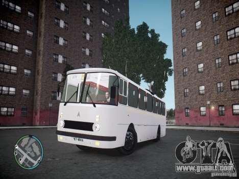 LAZ 699R (93-98) v 1.0 for GTA 4