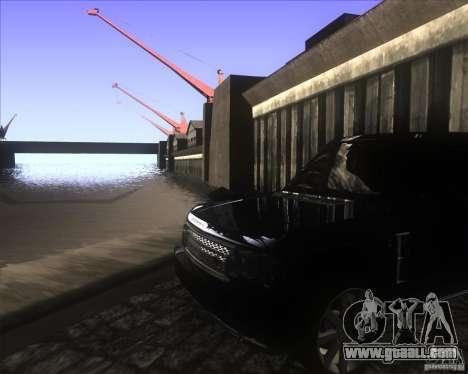 Enbsereis 0.74 (Dark 2) for GTA San Andreas second screenshot