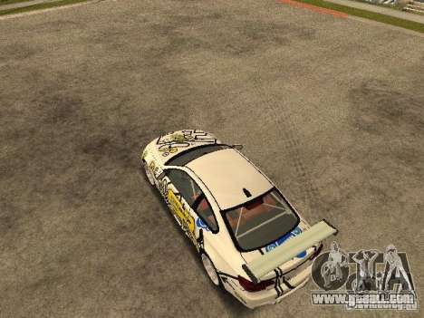 BMW M3 E92 Grip King for GTA San Andreas back view