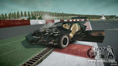 Knight Rider [EPM] for GTA 4
