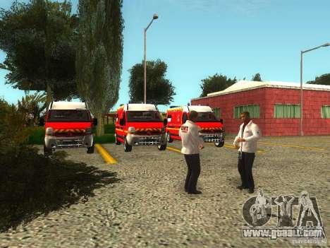 Renewal of the hospital at Fort Carson for GTA San Andreas