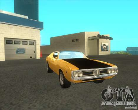 Dodge Charger RT 1971 for GTA San Andreas