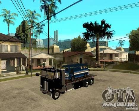 Peterbilt for GTA San Andreas