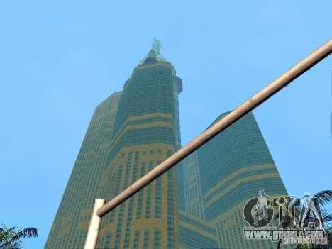 New Dubai mod for GTA San Andreas seventh screenshot