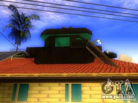 Base of Grove Street for GTA San Andreas eleventh screenshot