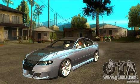 Holden Monaro CV8-R Tuned for GTA San Andreas