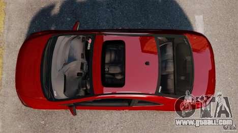 Honda Civic Si for GTA 4 right view