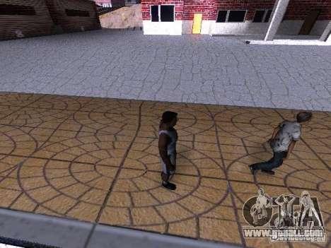 Oktoberfest for GTA San Andreas third screenshot