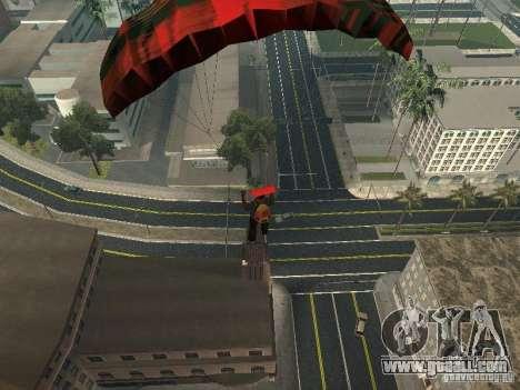 New roads in Los Santos for GTA San Andreas fifth screenshot