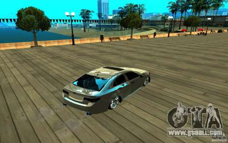 ENB for any computer for GTA San Andreas