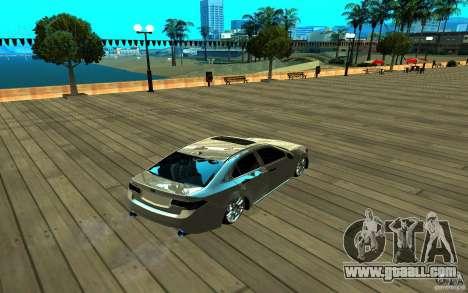 ENB for any computer for GTA San Andreas sixth screenshot