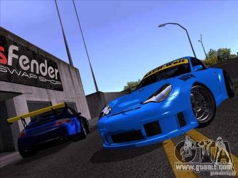 Porsche 911 GT3  RWB for GTA San Andreas