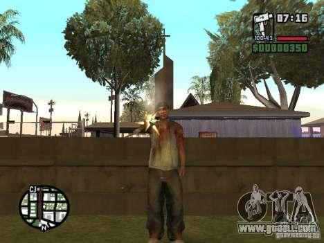 Markus young for GTA San Andreas ninth screenshot