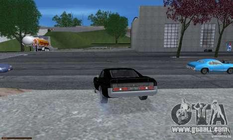 Unique sensor petrol for GTA San Andreas ninth screenshot