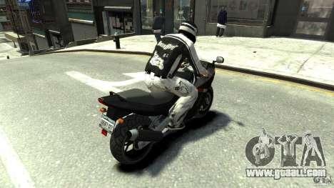 BIKER BOYZ Clothes and HELMET Version 1.1 for GTA 4