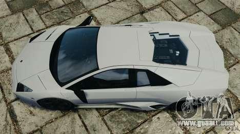 Lamborghini Reventon 2008 v1.0 [EPM] for GTA 4 right view