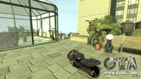 Mini NRG900 for GTA 4 back left view