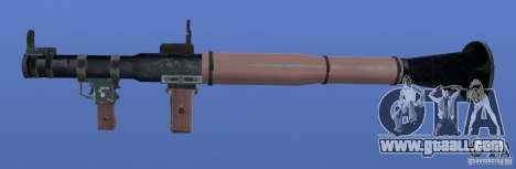 RPG Texture for GTA 4 third screenshot