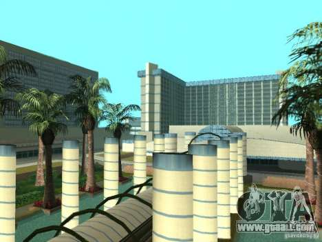 New textures for The High Roller Casino for GTA San Andreas second screenshot