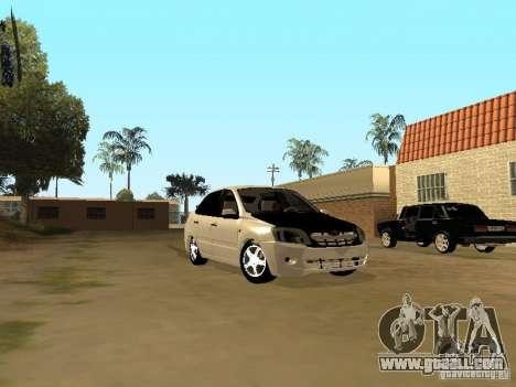 Lada Grant for GTA San Andreas