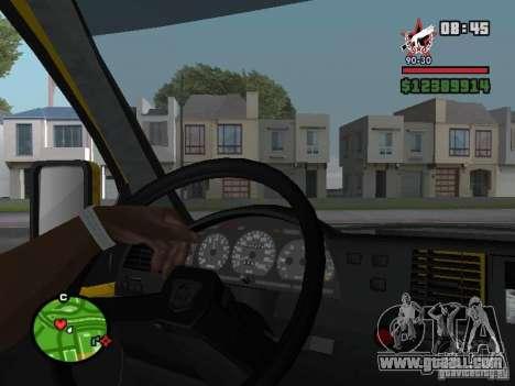 Active dashboard for GTA San Andreas third screenshot