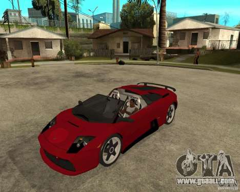 Lamborghini Murcielago SHARK TUNING for GTA San Andreas