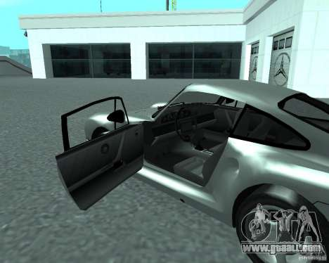 PORSHE 959 for GTA San Andreas back left view