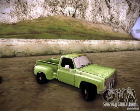GMC 80 for GTA San Andreas