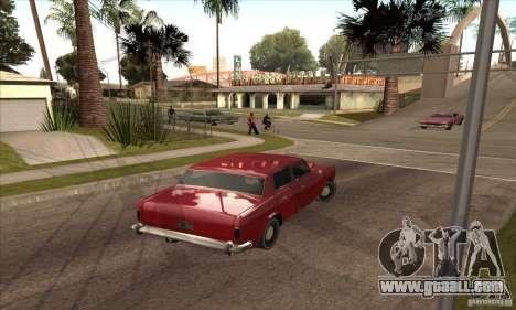 Enb Series HD v2 for GTA San Andreas third screenshot
