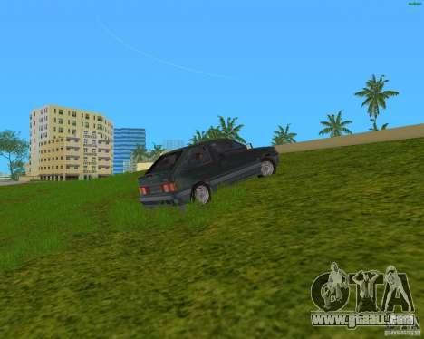 Lada Samara 3doors for GTA Vice City left view