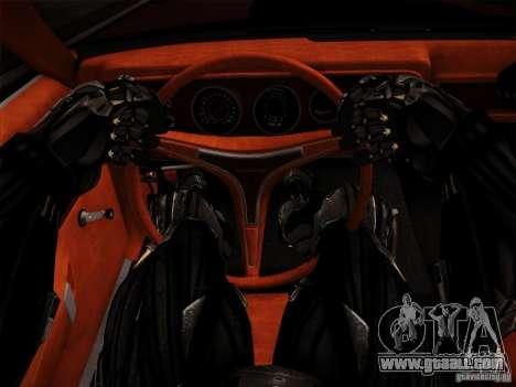 Crysis 2 Nano-Suit HD for GTA San Andreas forth screenshot