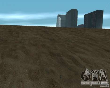 New VC textures for GTA UNITED for GTA San Andreas fifth screenshot