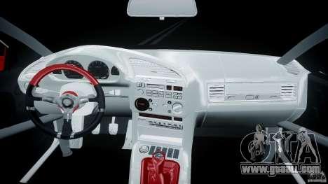 BMW E36 Alpina B8 for GTA 4 right view