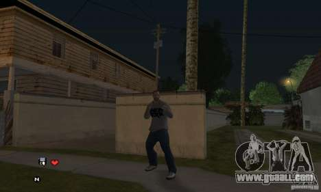 Sweater Linkin Park v0.1 beta for GTA San Andreas third screenshot
