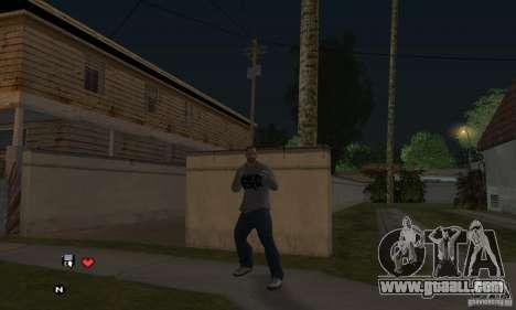 Sweater Linkin Park v0.1 beta for GTA San Andreas third screenshot
