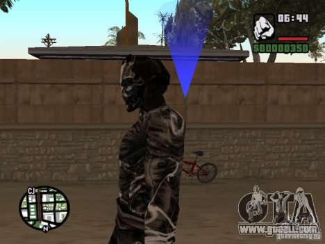 Sandwraith from Prince of Persia 2 for GTA San Andreas third screenshot