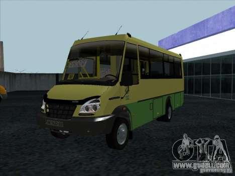 Golaz 3207 for GTA San Andreas