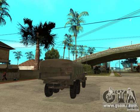 Ural-4230 for GTA San Andreas