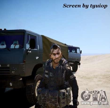 Modern Warfare 2 Soap for GTA 4