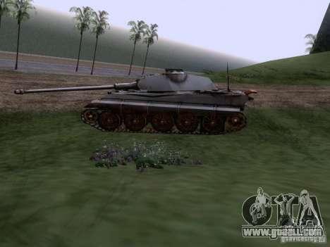 Pz VII Tiger II Royal Tiger VIB for GTA San Andreas left view