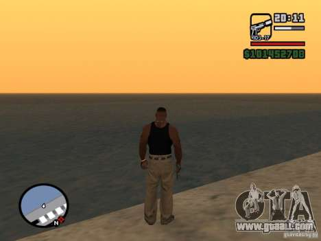 Saturn Mod for GTA San Andreas third screenshot