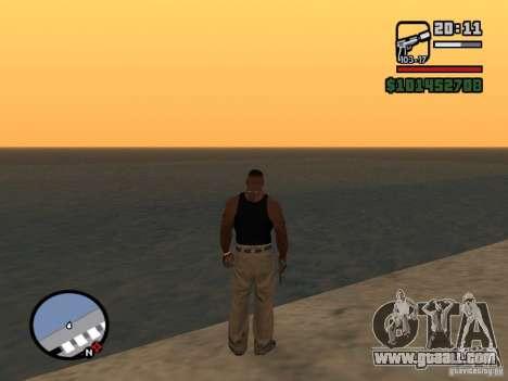Saturn Mod for GTA San Andreas third screenshot
