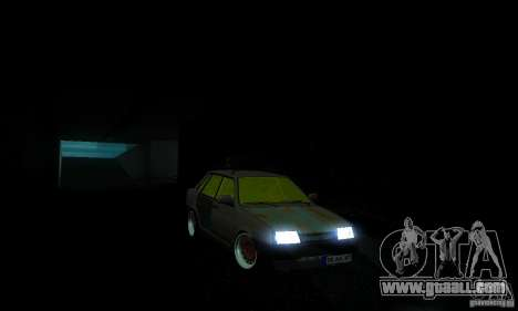 VAZ 21099 Rat Look for GTA San Andreas back left view