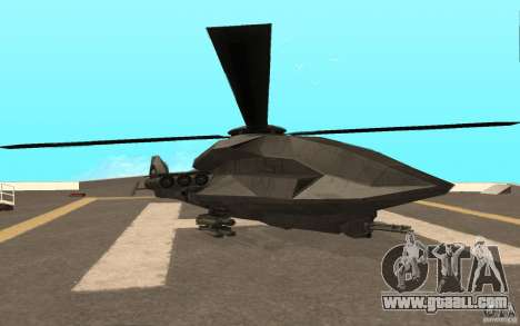 MQ Drone from BO2 for GTA San Andreas