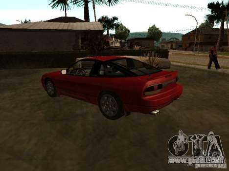 Nissan 240SX tunable for GTA San Andreas right view