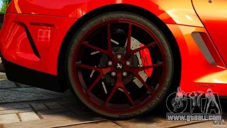 Ferrari 599 GTO 2011 for GTA 4 side view